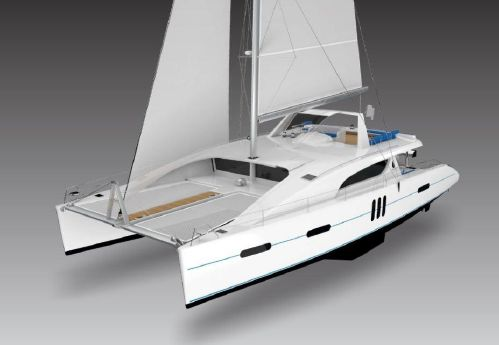 2013 Matrix Yachts Explorer 760