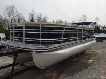 2014 Harris Flotebote With 150 Hp Solstice 220