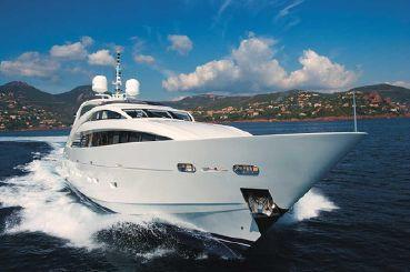 2007 Isa Yachts ISA 120'