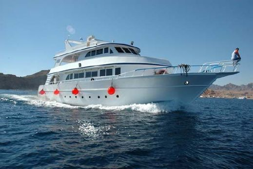 2013 Egypt Custom Dive boat 27 m