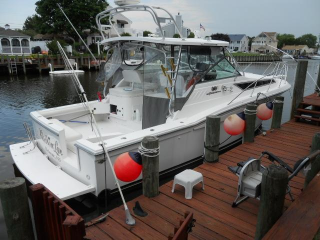 33 ft 1997 wellcraft 330 coastal clean and nice