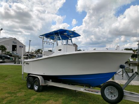 2018 Kencraft Blue Water Edition