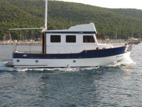 1982 Custom Built Trawler