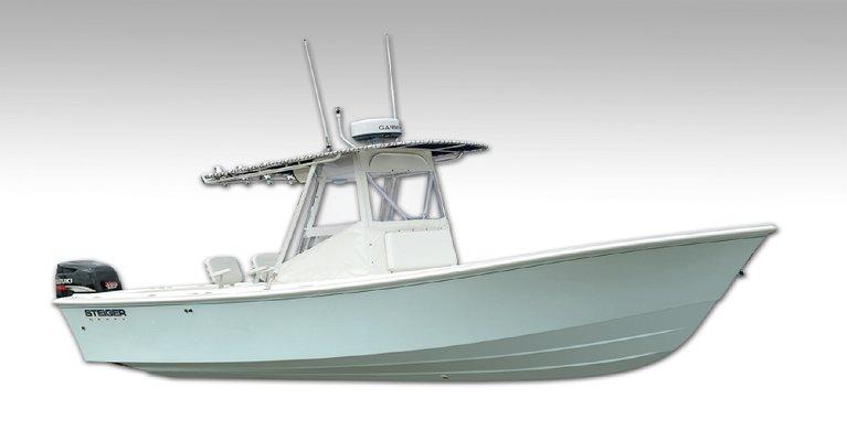 25 ft 2014 steiger craft 255 dv cc long beach dlx