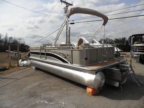 2015 Harris Flotebote Cruiser 240