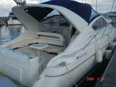 2003 Fairline Targa