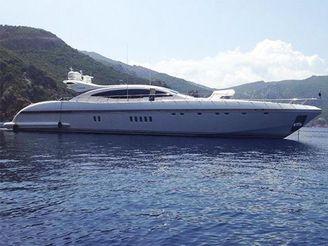 2002 Overmarine Mangusta 108