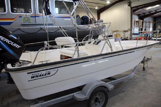2005 Boston Whaler 17 Montauk