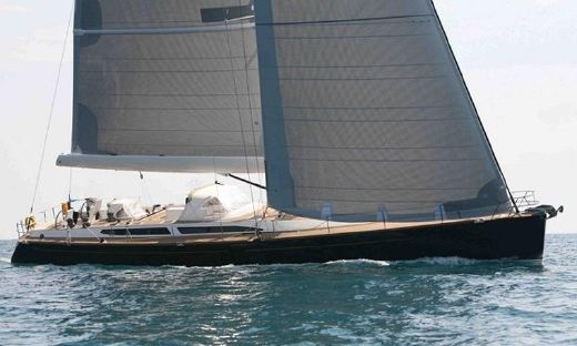 2007 Baltic Yachts Baltic 66