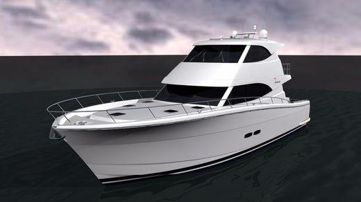 2016 Maritimo Yachts M 61