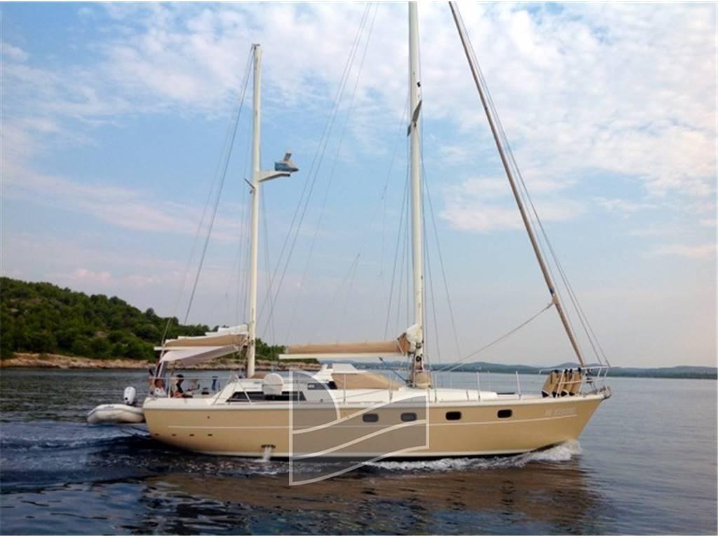 Salg 422 Til Yachtworld Sejl Båd Ferretti Yachts Altura 1981 dk jRAL435
