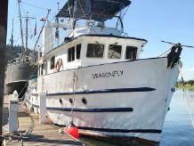 1989 Motor Yacht Custom Pleasure Trawler