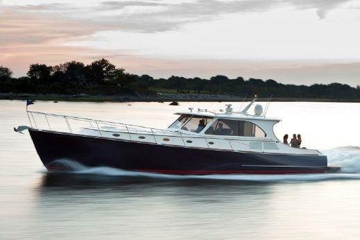 2018 Hinckley Talaria 55 Motoryacht MKII