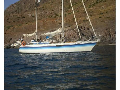 1983 North Wind Mistral 40