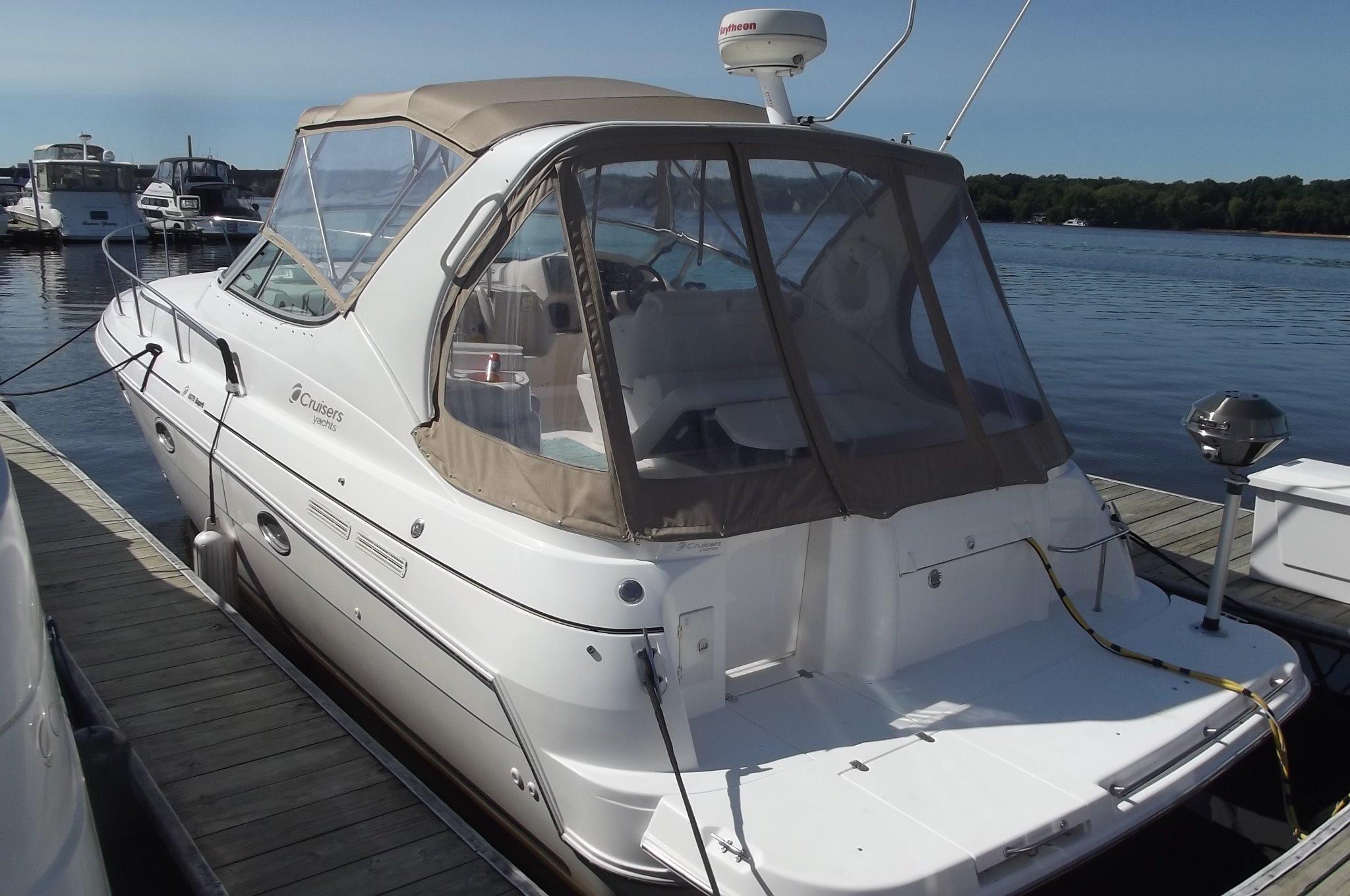 quot sunbridge cruisers cabins ciera for cabin cruiser bayliner sale