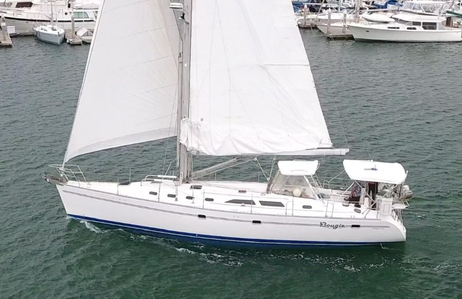 Catalina 470 Sailboat for sale in San Diego