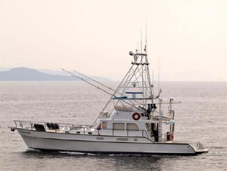 1985 Vripack 21.5m sportfish