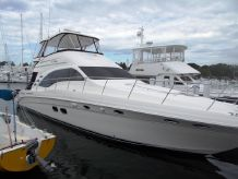 2010 Sea Ray 580 Sedan Bridge