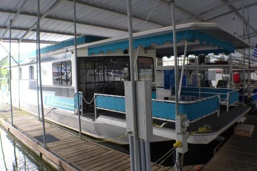 1989 Seabreeze 14 x 53 Houseboat