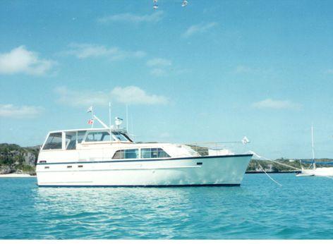 1973 Matthews Double Cabin Motor Yacht