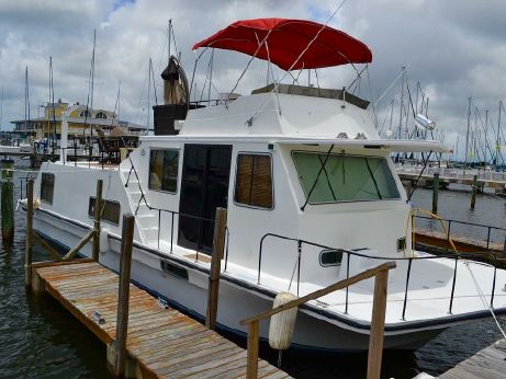 1996 Harbor Master 46