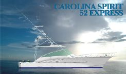 2014 Carolina Spirit Tournament Series Express 52