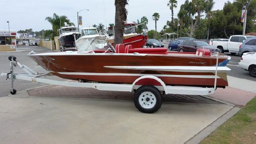1962 Chris Craft Super Sport