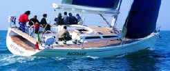 2003 Vismara V45' Fast Cruiser