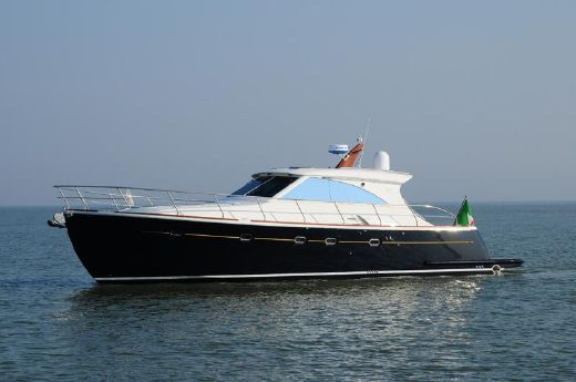 2009 Cantieri Estensi 480 Goldstar S