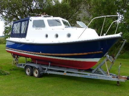 1988 Seaward 23 Motor Cruiser