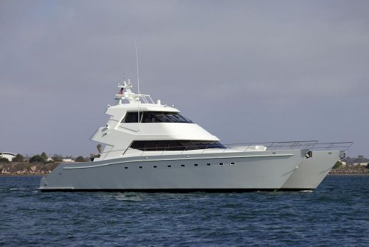 2000 Custom Built - Compass Rose International Power Catamaran