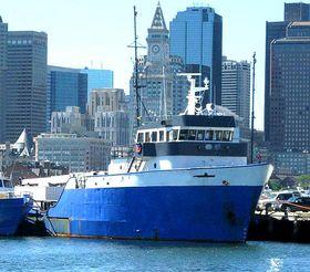 1978 Custom Offshore Salvage Dive Vessel