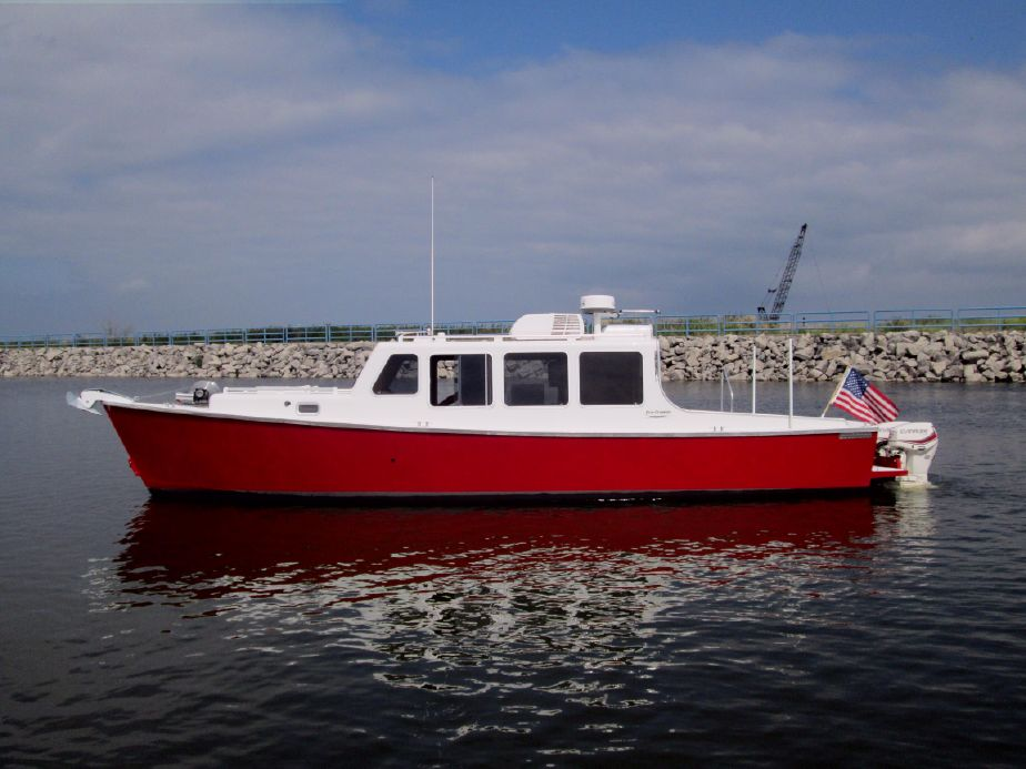2014 Eco-Trawler Aluminum Power Boat For Sale - www