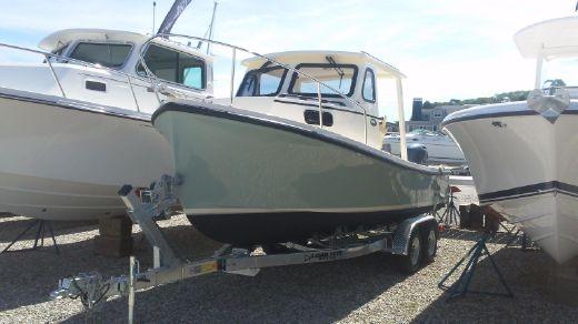 2017 Eastern Boats 22' Sisu