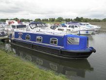 2013 Narrow Boat Sea Otter Aluminium Alloy Cruiser Stern