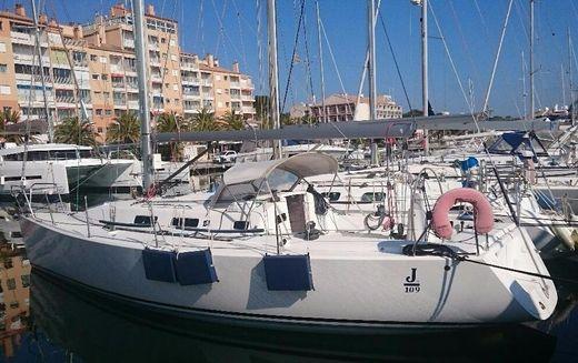 2004 J Boats J109