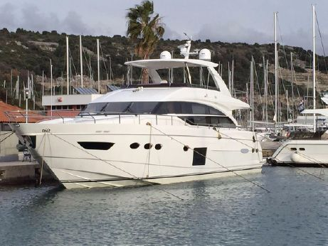 2015 Princess 82 Motor Yacht