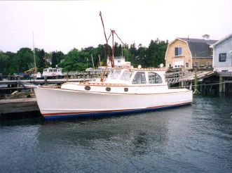 1985 Jarvis Newman PICNIC BOAT