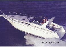 1990 Sea Ray 350 DA NEUE MOTOREN