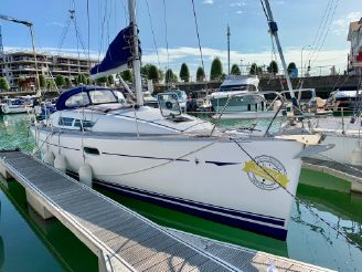 2007 Jeanneau 36 i performance