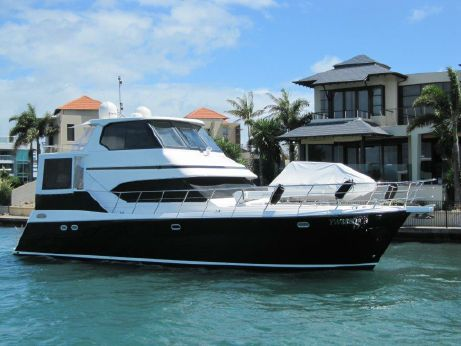 2003 Kingfisher 56 Aft Cabin