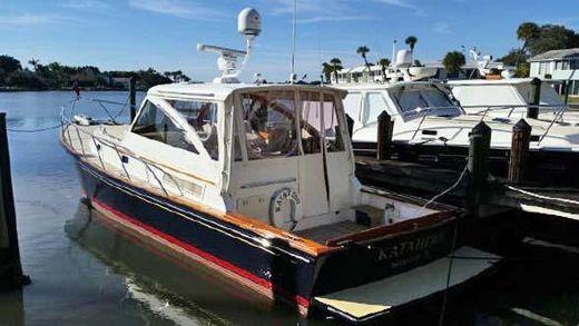 2003 Hinckley Little Harbor WhisperJet 40