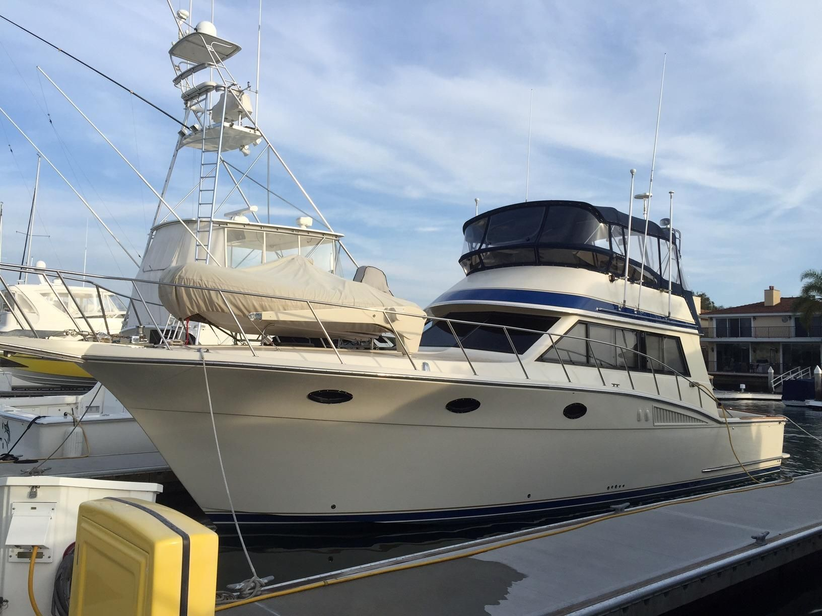 1987 Californian 48 Convertible Convertible Boat For Sale