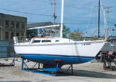 1988 Catalina 27, Tall Rig