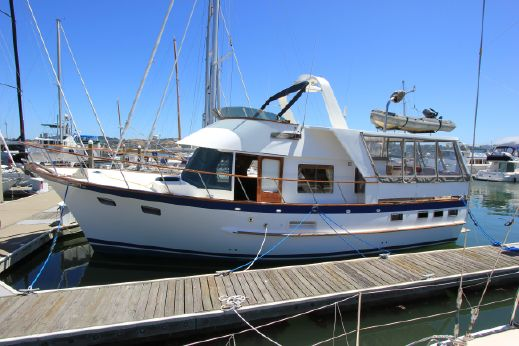 1987 Defever Long Range Trawler
