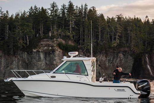 2014 Boston Whaler 285 Conquest Pilothouse
