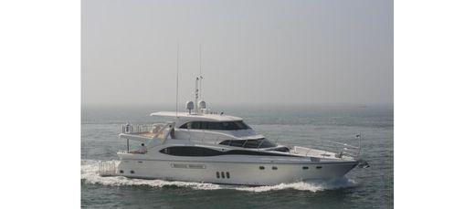 2016 Dyna Yachts D 77