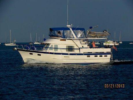 1989 Defever Offshore Cruiser