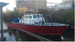 1983 68ft Fire Boat