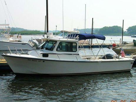 1995 Steiger Craft 25 Chesapeake